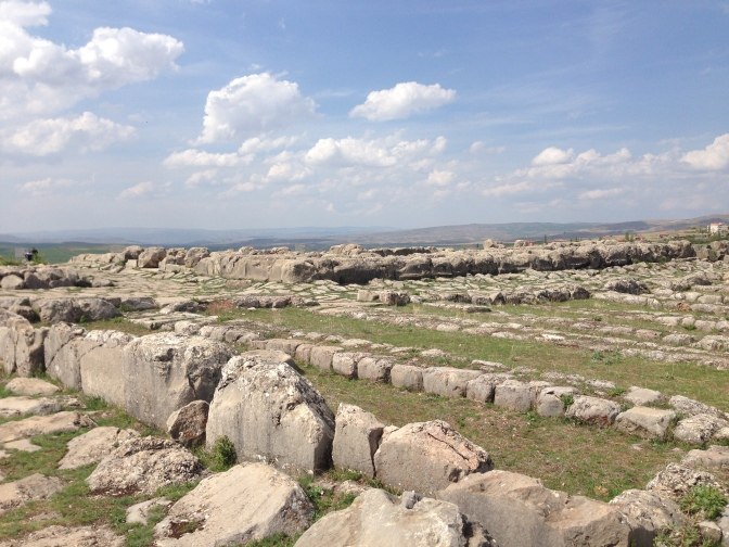Hittite adventure in Hattuşa