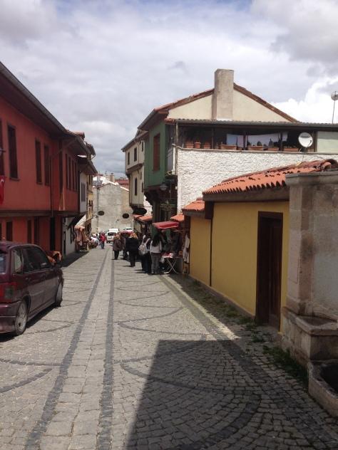 Ottoman neighbourhood