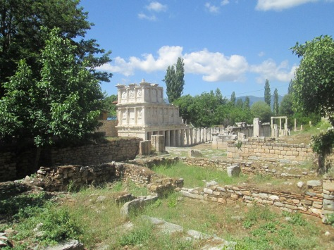 Aphrodisias at a glance