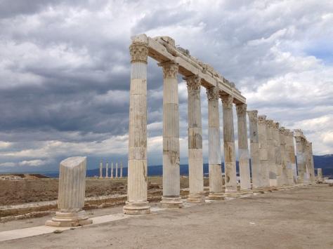 The Laodicean Church, in restoration