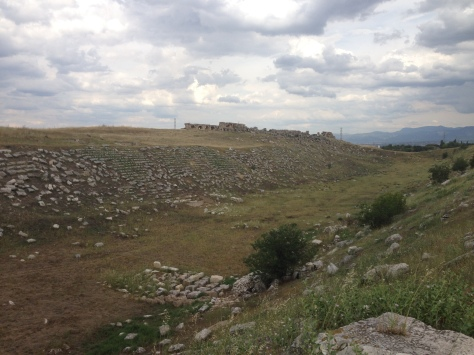 The largest ancient stadium of Anatolia, uncovered.
