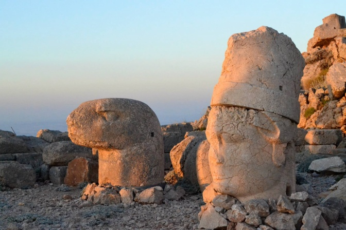 Taking on Nemrut (II)