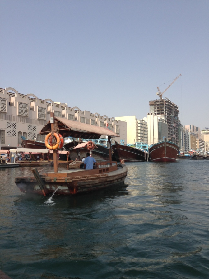 Behind Sumptuous Dubai