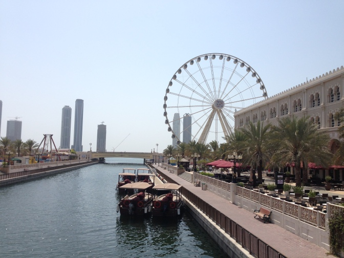 Bidding goodbye to the Emirates