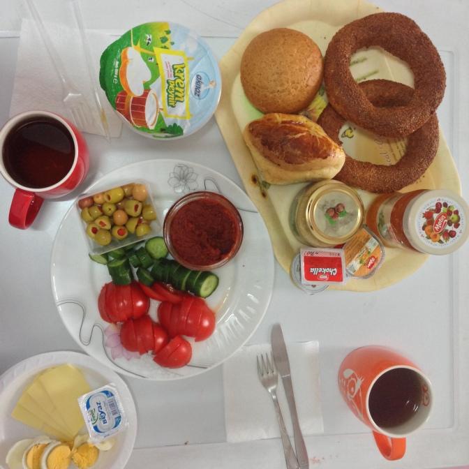 The Breakfast Club: Turk kahvaltısı