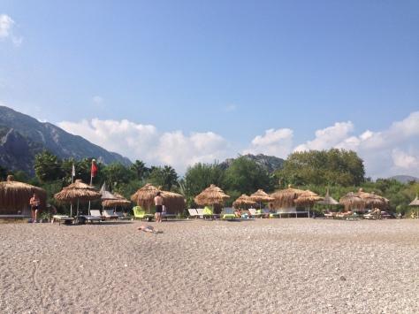 Cosy beach huts, anyone?