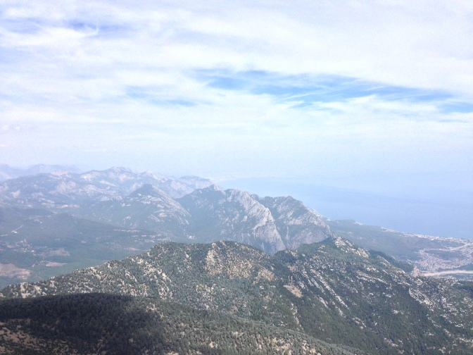 From Lycia to Mount Olympos