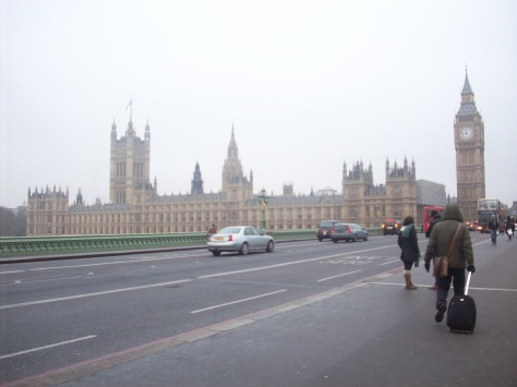 Iconic London: Houses of Parliament