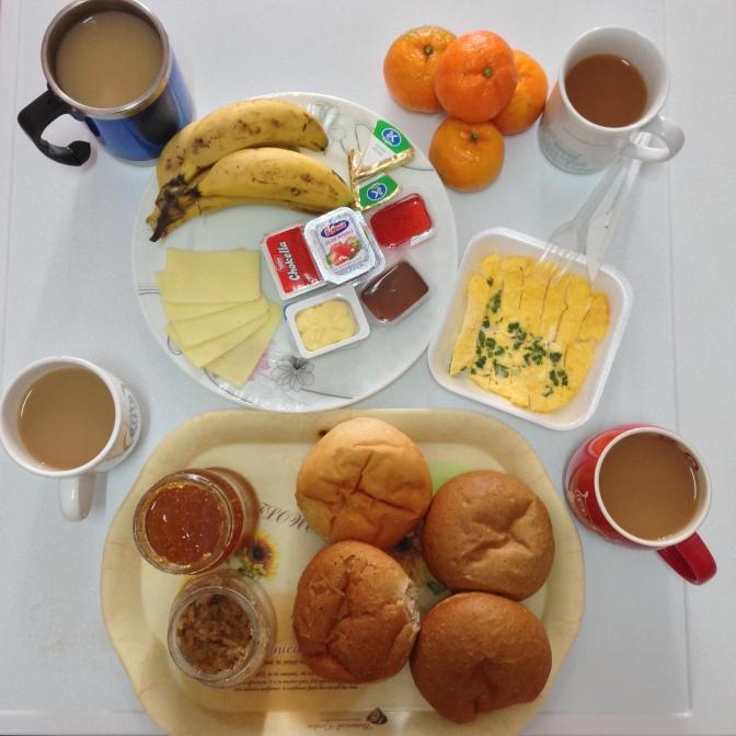 The Breakfast Club: à la Mauricienne