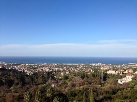 A Mediterranean paradise?