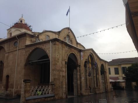 The Faneromeni Church