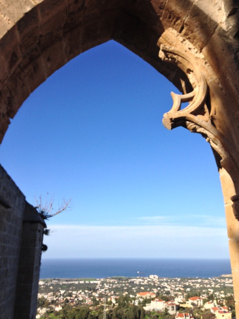 And watched over the Mediterranean