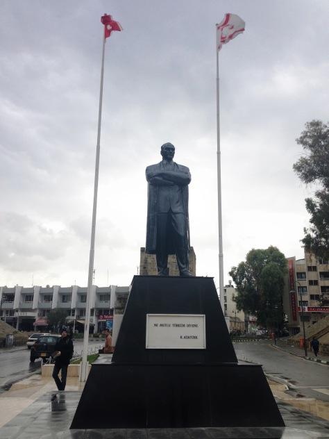 We meet again, Ataturk