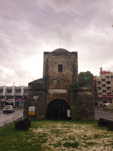 Girne Gate, the current tourist information centre