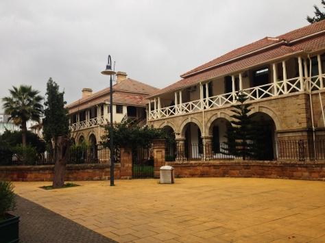 The Judicial Building