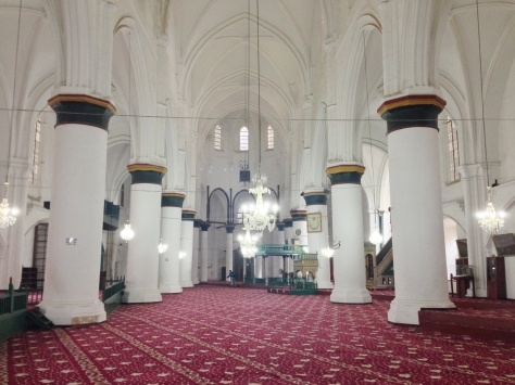 Once a symbol of Christianity on the island, it's now a symbol of Islam.