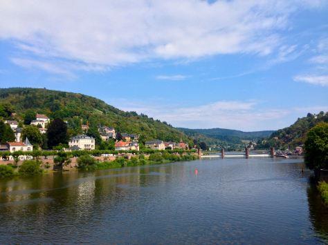 The Neckar - a source of inspiration