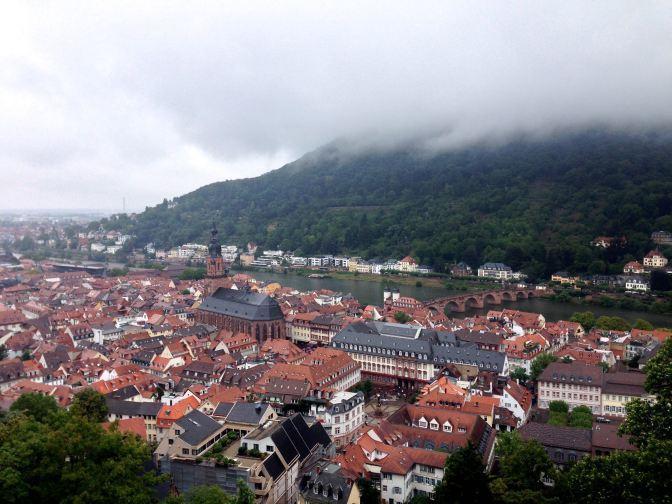 A literary trip in Heidelberg