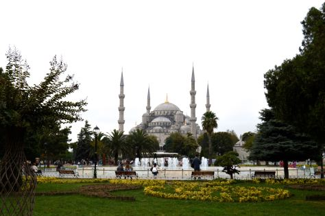 The Blue Mosque - the face of Istanbul